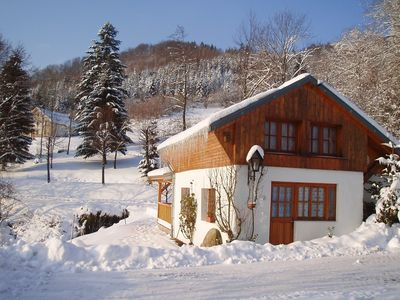 Photo for NICE LITLE CHALET in Natural Parc in the Vosgians Moutains