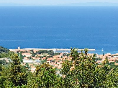 Photo for Elba between the sea and the greenery
