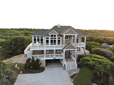 Photo for Semi Ocean Front Estate On North Carolinas Outer Banks in Corolla near Duck OBX