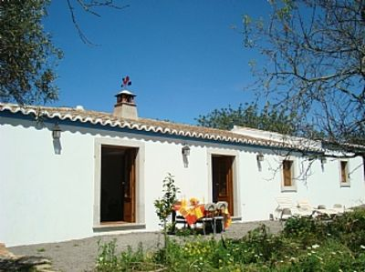 Photo for Beautifully Restored Detached Farmhouse With Land In Poco Do Vale, Near St Estevao/Tavira