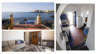 Photo for Villa Carmelina - Apartment on the sea