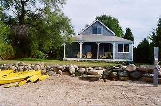Photo for Pristine, Charming Cottage on Padanaram Harbor