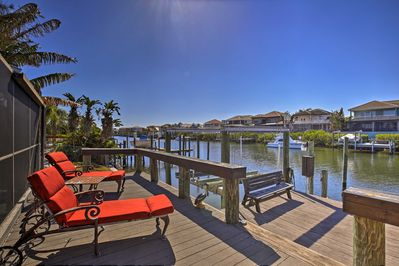 Your relaxing Florida getaway begins at this vacation rental home!