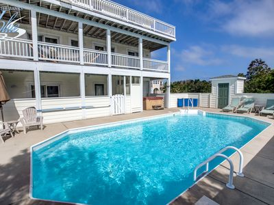 Photo for A Pirate's Paradise | 1499 ft from the beach | Dog Friendly, Private Pool, Hot Tub