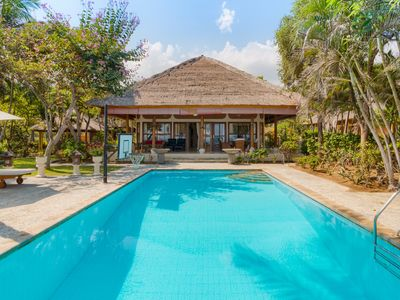 Photo for Timeout view house with private pool