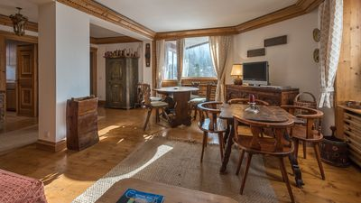 Photo for APARTMENT IN CORTINA CENTER