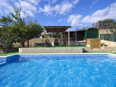 Photo for Club Villamar - House with private swimming pool and large garden and nice for families with chil...