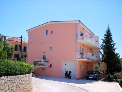 Photo for Apartments Perka, (9461), Okrug Gornji, island of Ciovo, Croatia