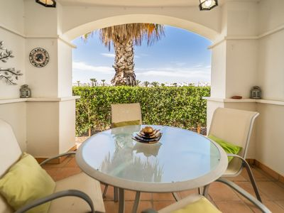 Photo for MurciaVacations - Townhouse with 2 bedrooms stunning golf views - La Torre Golf CE31LT
