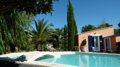 Photo for Gite in Provence in an idyllic setting