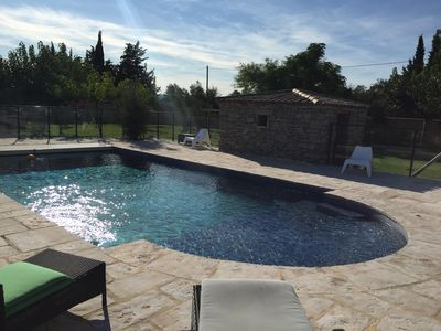 Photo for Holiday home with pool