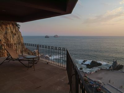 Photo for Mazatlan Ocean View 3 Bedroom Condo,  Bikes, Kayaks, and Boogie Boards availab