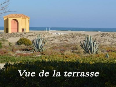Photo for Apartment Port Leucate, studio flat, 3 persons