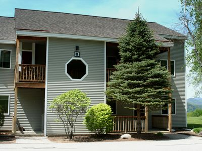 Photo for Family-friendly North Conway condo in heart of the White Mountains