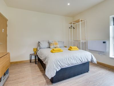 Photo for In a lovely village setting, this first floor apartment is just 3 miles from the National Showcaves