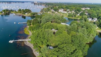 Photo for 'Waterfront' Lighthouse Home on Chauncey Creek, Kittery Pt. ME w/ Private Dock