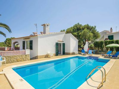 Photo for Inviting villa within easy reach of beach and town w/ sun terrace and pool