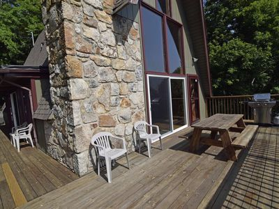 Photo for 2 Bedroom / 2 1/2 Baths, Spectacular View, Pool Table, Hot Tub, WIFI