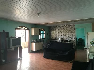 Photo for ITAIPUAÇU Beach Front House, Weekend rent, SANTA WEEK - Holidays, vacations.