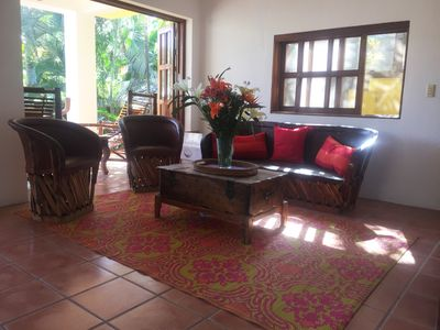 Photo for Clean and Bright Private Mexican Casa-Great Location!