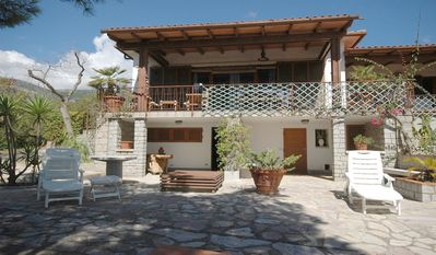 Photo for With fantastic sea views and great outdoor area - Villa Marina