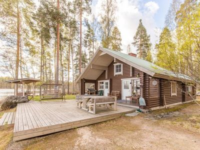 Photo for Vacation home Beach 2 in Asikkala - 7 persons, 2 bedrooms