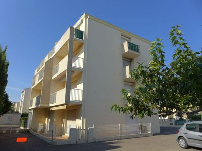 Photo for Apartment in Narbonne with Parking, Internet, Balcony (341417)