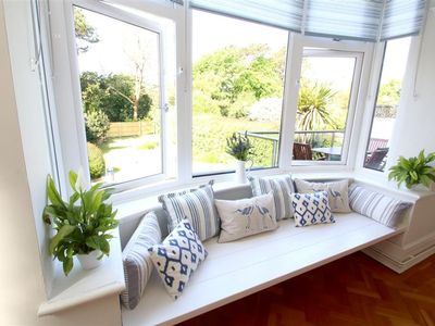 Photo for An outstanding four bed holiday home with elegant interiors. Caswell Bay House is beautifully presen