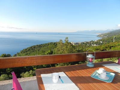 Photo for 3BR House Vacation Rental in Brando, Corse