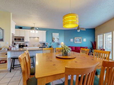 Photo for NEW LISTING! Gulf-front condo w/ shared pool/hot tub/gym & direct beach access!