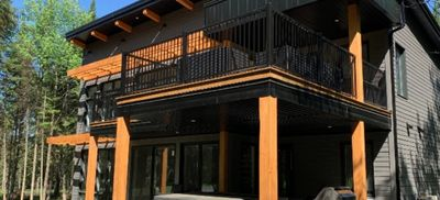 Photo for COSMOS LUXURY RESIDENCE - Cosmos Acces to lake Memphremagog - Spa - 10 people - 4 rooms