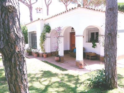 Photo for Villa in the beautiful area of Sancti Petri (Chiclana) very close to the beach