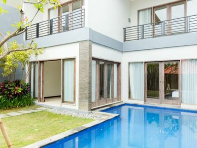 Photo for The Kings Villa and Spa Sanur – Three Bedroom Pool Villa #01