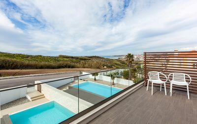 Photo for Modern Design House I for 6 people, Private Pool, view of Beach at Areia Branca