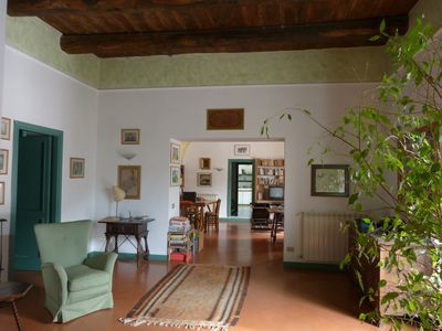 Photo for The Writer's House. Historic Center Itri. In 20 minutes to the beach of Sperlonga