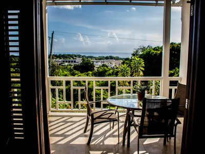Photo for 10% Discount March 21-31st. Ocean Views & Private Pool- West Coast Barbados