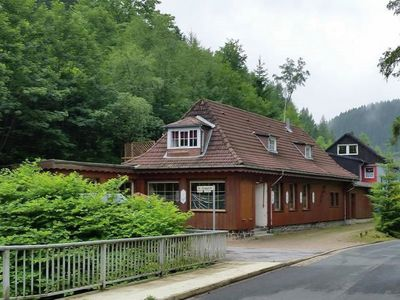 Photo for Beautiful ground floor apartment in the Upper Harz with private terrace.