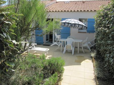 Photo for Residential vacation home in Bretignolles, in Vendee, 492 feet from the beach