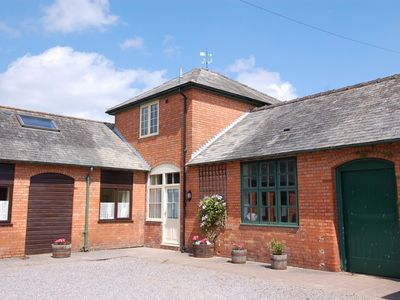 Photo for THE HAYLOFT, country holiday cottage in Crowcombe, Ref 967349