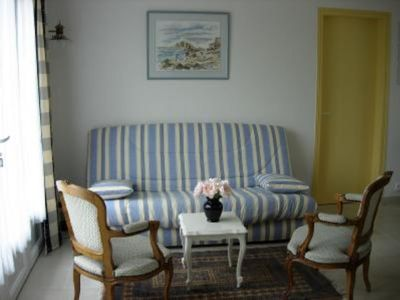 Photo for Cabourg/Le Home. Near beach, fitness, and golf course. Pleasant renovated house
