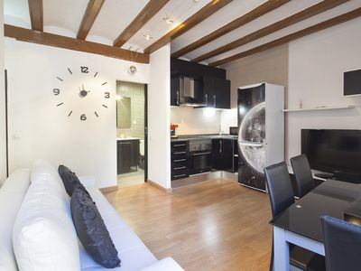 Photo for Central Borne. Beautiful one bedroom apartment in El Borne