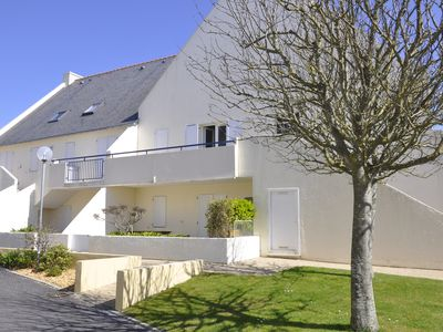Photo for Apartment 100 m from the beach on the Bay of Douarnenez