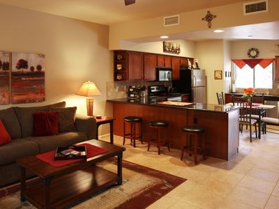Photo for Luxury Red Rock Retreat Townhouse!! Scenic and Spacious! Summer Savings!