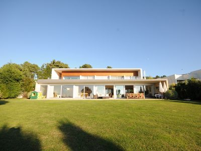 Photo for 4 bedroom Villa, sleeps 9 in Gateira with Pool and WiFi