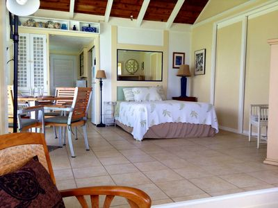 Photo for BEACHFRONT VACATION Cottage (second floor) located on oceanfront property