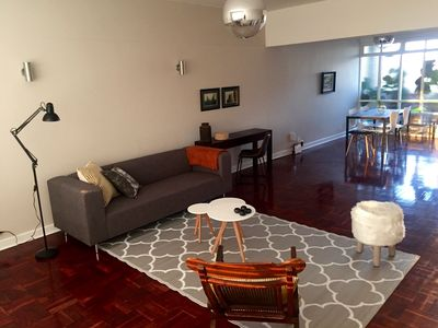 Photo for Modern And Centrally Located, Safe And Beautiful Art-deco Haven