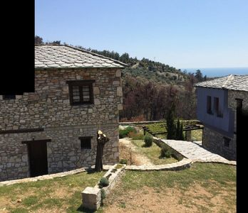 Photo for Pigada holiday home on 2 levels with 100m² for max. 6 persons