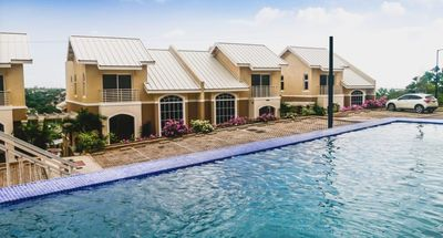 Photo for MODERN LUXURY SUITES 2 BR/2BA/COZY/SECURED/INFINITY POOL