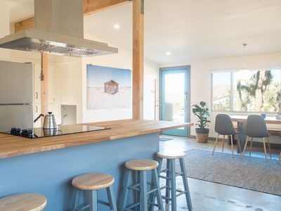 Photo for Sabaku House Joshua Tree - Updated modern house in the JT Village