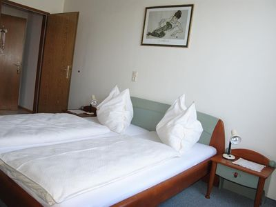 Photo for Double room with shower, WC - Berger, apartments